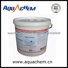 Tableta hipoclorito de calcio Aquachem Marca tableta hipoclorito de calcio granular o profesional de la tableta El hipoclorito d