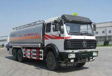 BEIBEN 6x6 camión cisterna de combustible