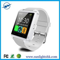 Hot Sale Bluetooth Smart Watch Phone,Wifi Smart Watch for iPhone 4/4S/5/5S Samsung