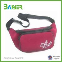Fashion with high quality waterproof waist camera bags