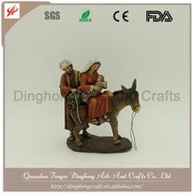 Resin Factory Decorative Manufacture Hot Sales Native Christmas Decorat