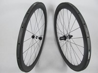 Good price 700c road disc brake carbon wheel,bicycle carbon wheelset 50mm x 23mm carbon tubular wehelset