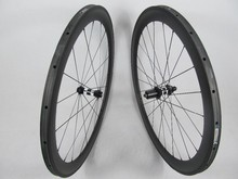 Good price 700c road disc brake carbon wheel,bicycle carbon wheelset 50mm x 23mm carbon tubular wehelset
