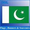 3x5ft high quality polyester pakistan flag