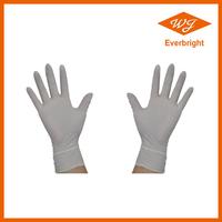 Hospital Dental use latex examination glove, Disposable Gloves, Household Gloves