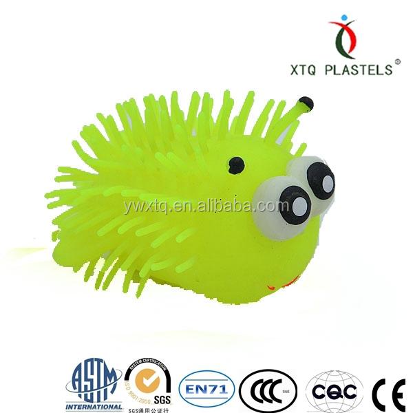 Hot Selling Novelty Tpr Squishy Mesh Ball - Buy Colorful Spiky Plastic Ball,Flashing Spiky Ball ...