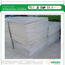 pvc plastic brick pallets using for concrete block machine