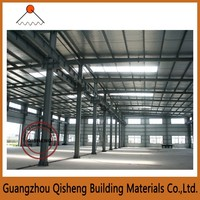Heavy design construction design steel structure warehouse