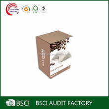 Personalized Cheap custom coffee capsules box