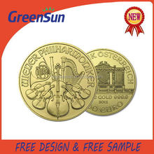 Newest hot sale promotion old gold coin prices