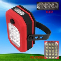 Passerby B71 Strong magnetic base Multi-function working light hook light camping lamp 20+3 LED torch