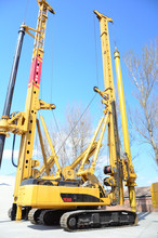 Deep Piling construction of CSR TR360DH Rotary Drilling Rig