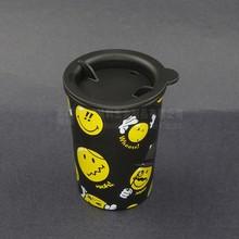 tea cup/coffee cup carrier/reusable plastic tumbler
