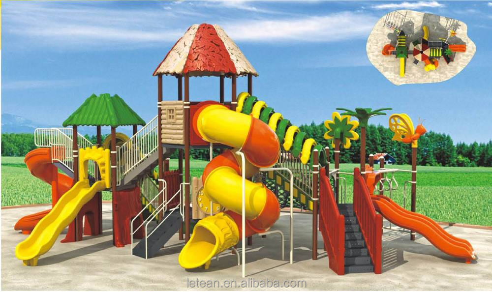 Used outdoor playground equipment for sale children Outdoor playhouse for sale used