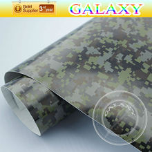 car stickers digital camouflage vinyl with air channels