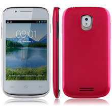 C8 4 Inch 480*320 Capacitive screen MTK6572 Dual Core Dual Camera mobile phone Android 4.2.2 OS Dual SIM WIFI Cheap phone
