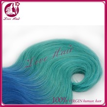 Factory Price large Stocks All Length Available Brazilian Hair Color Dye