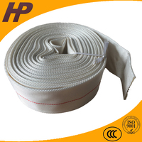 Cotton fighting canvas fire hose