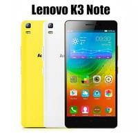 "Lenovo K3 Note K50 4G FDD LTE Original 5.5""1920x1080 MTK6752 Octa Core Cell Phone Android 5.0 2GB RAM 16GB ROM GPS 13.0MP Camera"