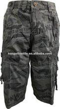 Adultos corto pantalones cortos de algodon listos
