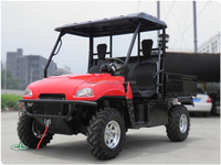 water cooled sand tractors with snow blade from Winway