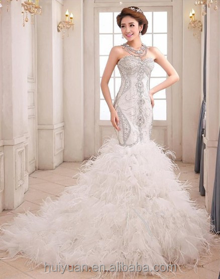 Sexy Strapless Real Designer Real Wedding Dress Buy Real