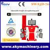 2015 car repairment, 3d wheel alignment/ car alignment machine/ launch alignment machine