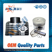 Motorcycle Parts ,Engine Parts ,High Quality Motorcycle Cylinder kit use for Honda CBL100; 50 mm Diameter ,Hot Sell.