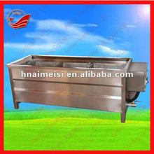 almond blanching machine with high performance