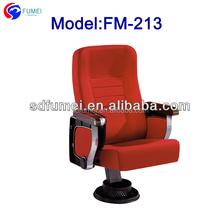 FM-213 Commercial furniture upholstery fabric theater seating