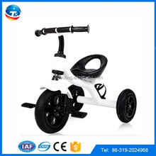 tricycle with good quality rubber wheel ,cheap kids tricycle three wheel tricycle tricycle moter kit