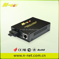 IP transmitter video converter for HD CCTV 100M media converter
