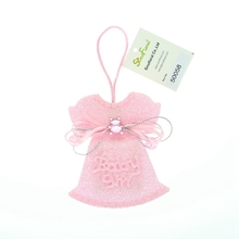 Pink Baby Shower Gift Favors Baby Girl Wholesale #50058