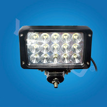 Cars Trucks ATV Tractor Lighting 45W LED Worklight, High Power C REE 45W 5 Inch Square LED Worklight