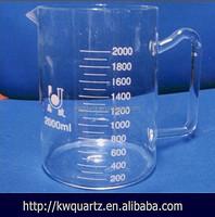 quartz flask laboratory apparatus in biology