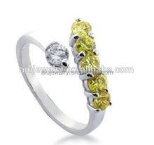 No Tarnish Platinum And Silver Wedding Rings