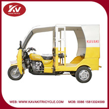 Wholesale Africa fashion hot selling made in China KAVAKI TRICYCLE three wheel passenger motorcycle