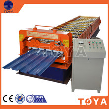 China Factory large corrugated plastic roofing sheets Roll Forming Machinery