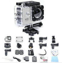 High Quality 1080p Sport Camera SJ4000 Black 12MP Car Cam Sport DV Action Waterproof Camera DVR