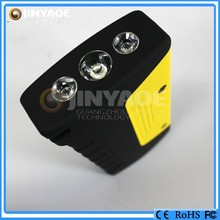 600A peak current 12v mini jump starter dual USB port 12v mini jump starter 16800mah 12v mini jump starter