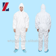 CE ISO High quality Mining breathable protection disposable coverall