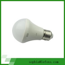 stairs sound and light control quick installation led bulb