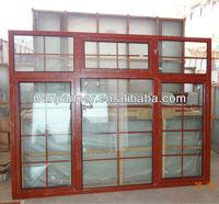 aluminium manufacturing aluminium Window Grill Design