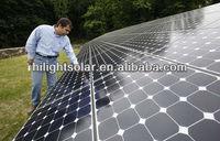 300wp Mono Solar Panel&solar Panel Mono 300watt 72 Mono With Ce/tuv/Iec/Cec/Iso/Inmetro