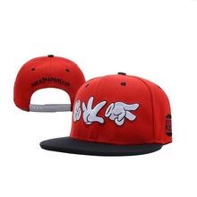 Rock / paper / cut Flat bill snapback cap Puff embroidered snapback cap for Hip hop
