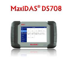 Autel MaxiDAS DS708 Code Scanner Universal Automotive Diagnostic System + Update online + Wifi Technology Car Diagnostic tool