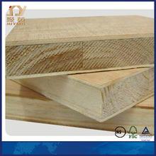 Paulownia 18mm E0 grade block board price