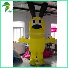 New Custom Funny Advertising Inflatable Giant Decoration Dog Model