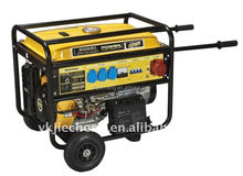 small type 2.5KVA gasoline generator made in China