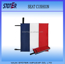 France flag foldable stadium seat cushion